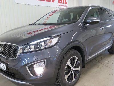 begagnad Kia Sorento 2,2 CRDi Aut AWD Business 7-sits 2016, SUV 329 900 kr