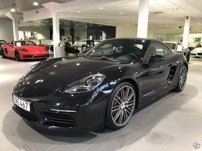 brugt Porsche 718 CaymanS 2018, Sportkupé 775 000 kr