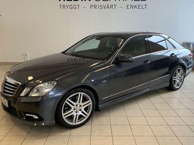 begagnad Mercedes 350 E-KlassCDI AMG, Panorama, Minnespaket, Drag