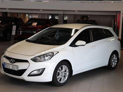 begagnad Hyundai i30 1.6 CRDi Business Kombi