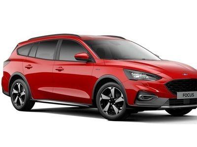 begagnad Ford Focus Active 1.0t EcoBoost 1.0t 125hk M6 Kombi