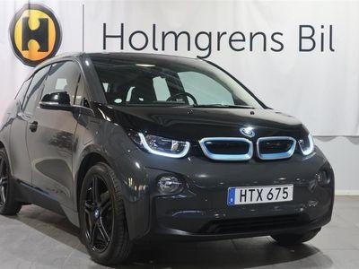 begagnad BMW i3 60Ah REX, I01 (170hk) Kamera Nav Connected