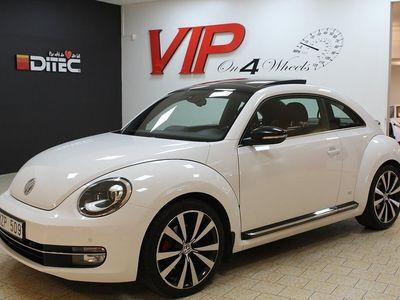 begagnad VW Beetle The2.0 (200hk) TSI DSG Premium GT