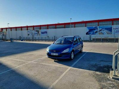 begagnad Peugeot 307 XS 2,0 KBI T
