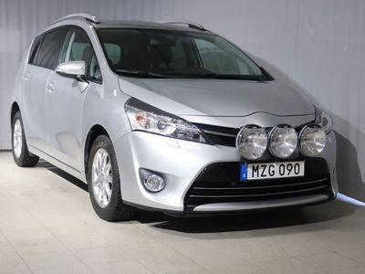 begagnad Toyota Verso 1,8 ACTIVE PLUS Aut