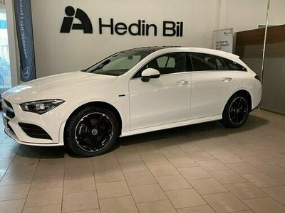 begagnad Mercedes E250 CLA BenzShooting Brake AMG Laddhybrid 2020, Sportkupé Pris 459 900 kr