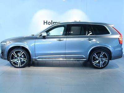 used Volvo XC90 D5 AWD R-Design, B&W, Läder, Full Utrustad
