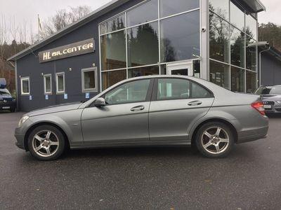 begagnad Mercedes 180 C-KlassKOMPR. 5G-T.AUT CLASSIC