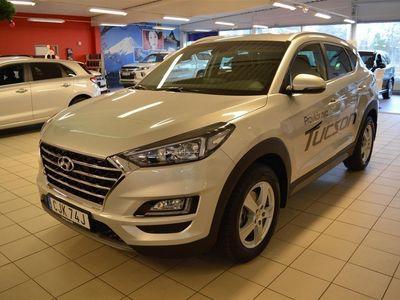 begagnad Hyundai Tucson 1.6 T-GDi DCT Demobil