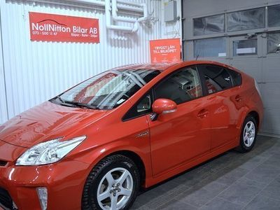 begagnad Toyota Prius Hybrid 1.8 VVT-i + 3JM CVT/ 136hk
