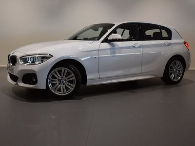 begagnad BMW 118 d xDrive Räntekampanj 1,95% M Sport H