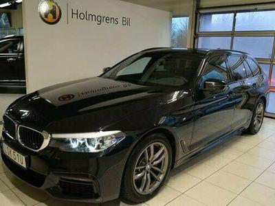begagnad BMW 520 d xDrive M-Sport Värmare Drag Läder HiFi 2020, Kombi Pris 449 800 kr