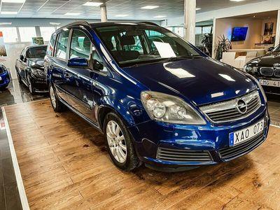 begagnad Opel Zafira 2.2 Direct 7-sits 2005, SUV Pris 29 900 kr