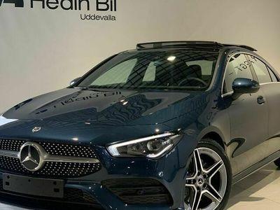 begagnad Mercedes CLA180 - Benz/ BESTÄLLNINGSBIL