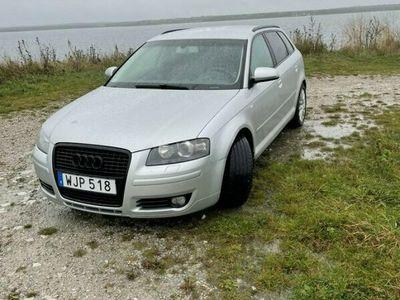 begagnad Audi A3 Sportback 2.0 TFSI S Tronic