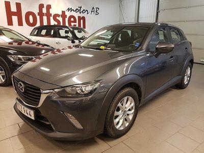 begagnad Mazda CX-3 2.0 SKYACTIV-G Euro 6 120hk