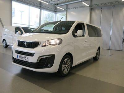 begagnad Peugeot Traveller BUSINESS 115hk