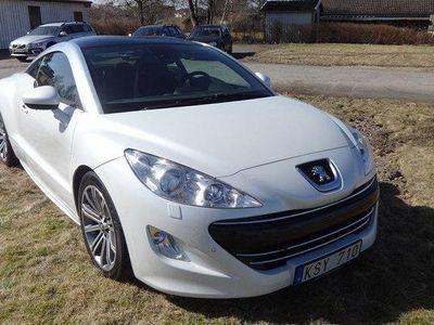 begagnad Peugeot RCZ 1,6 turbo