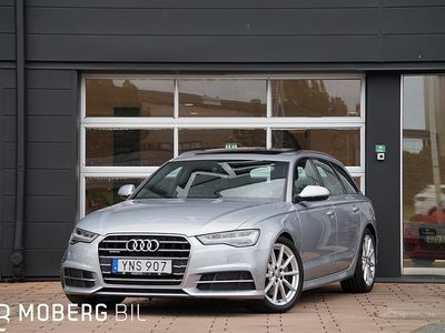 begagnad Audi A6 Avant 3.0 TDI Q S-Line Pano D-Värmare