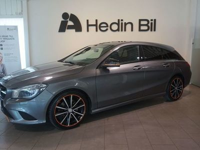 brugt Mercedes CLA250 Shooting Brake 250 4-matic