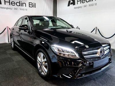 begagnad Mercedes C220 D SEDAN AVANTGARDE -19