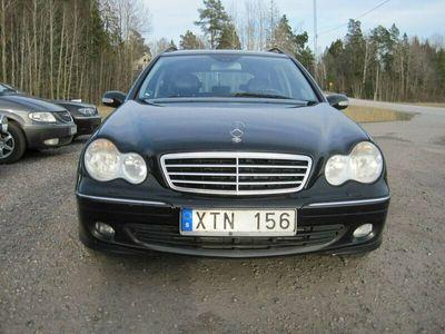 begagnad Mercedes C180 T Kompressor Avantgarde 143hk