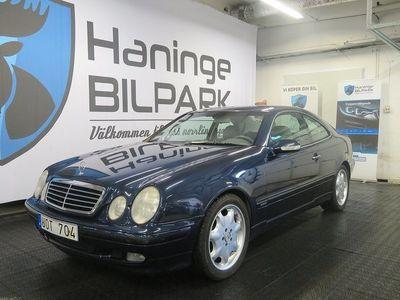 begagnad Mercedes CLK320 Coupé Automat 218hk