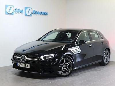 begagnad Mercedes A180 D AMG Premium Aut, Nav, Widescreen