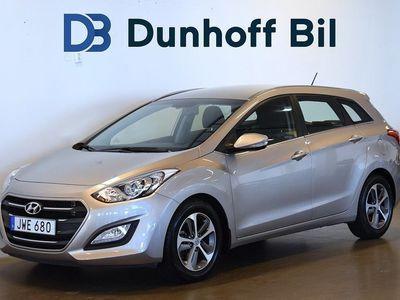 brugt Hyundai i30 cw 1.6 CRDi Euro 6 110hk