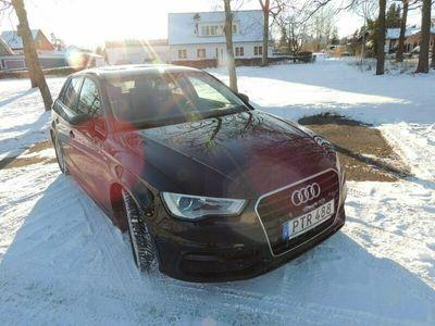 begagnad Audi A3 Sportback