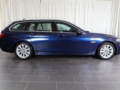 begagnad BMW 520 d xDrive Touring / Sportpaket