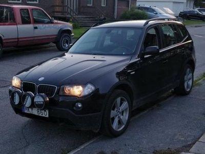 begagnad BMW X3