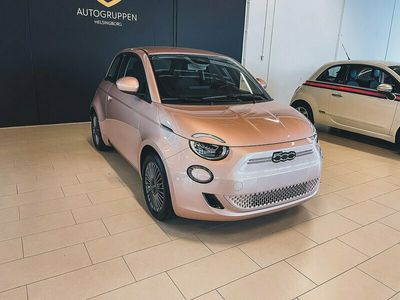 begagnad Fiat 500e 42 kWh 118hk