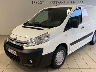 begagnad Citroën Jumpy TransportbilarVan 1,6 HDi, Värmare, Drag, Vinterdäck