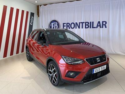 begagnad Seat Arona 1.0 TSI Sport line Euro 6 115hk
