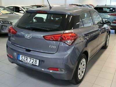 begagnad Hyundai i20 5d 1,2 84 Hk Komfort
