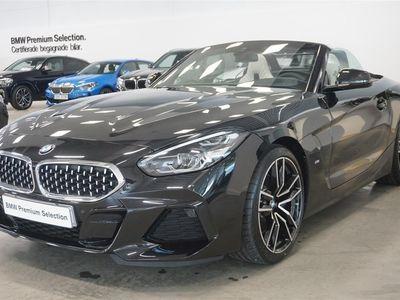 """begagnad BMW Z4 sDrive30i M-Sport Innov HK Navi 19"""""""