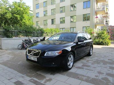 used Volvo V70 T4F Summum 180hk,9640 mil,Drag