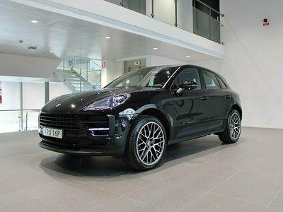 begagnad Porsche Macan 2020, SUV Pris 695 000 kr