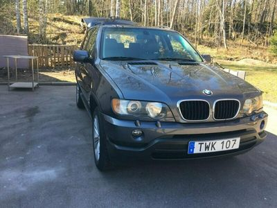 begagnad BMW X5 3,0I
