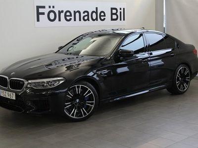begagnad BMW M5 lev feb