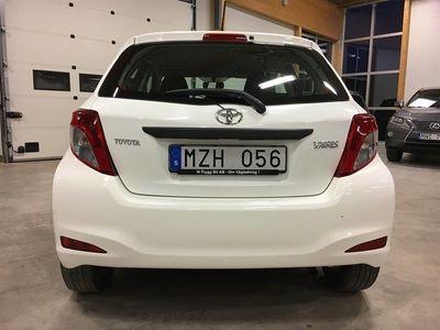 gebraucht Toyota Yaris 1,4 Dies Fullserv Skattebefriad !