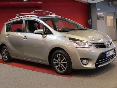 begagnad Toyota Verso 1.8 *En-Ägare* S 7-sits 147hk