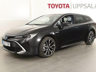 begagnad Toyota Corolla Kombi 2,0 Elhybrid Executive 2019, Personbil 289 900 kr