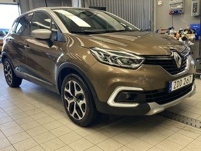 begagnad Renault Captur PhII Energy TCe 120 Intens EDC 2018, Halvkombi Pris 159 500 kr
