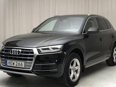 begagnad Audi Q5 2.0 TDI quattro 2018, SUV 300 300 kr
