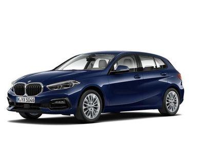 begagnad BMW 118 i Sport Rattvärme Metallic