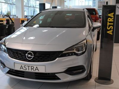 begagnad Opel Astra Sports tourer 1,4 Automat GS Line Limited Edition