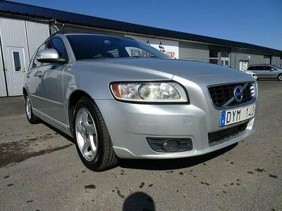 begagnad Volvo V50 D4 MOMENTUM 5CYL 177HK DRAG 49000:-