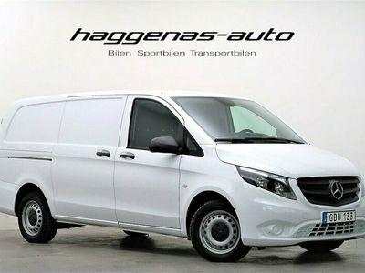 begagnad Mercedes Vito 116 d / 163hk / Drag